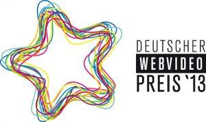 Webvideopreis 2013 - Logo quer