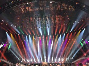 Bühne Eurovision Song Contest 2018